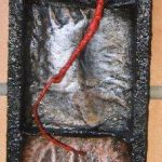 Relief, 2004, 45x20 cm