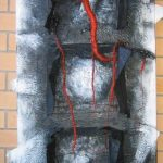 Untitled, 2003, Mixed Media, 100x160 cm